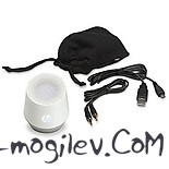 HP S4000 White Portable SpeakerSpeaker