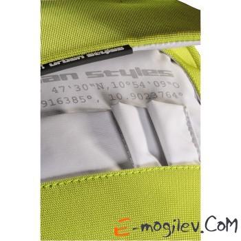 """Сумка для ноутбука 12.1"""" Aha Urban Styles Messenger H-101381 yellow 30x20х3cm"""