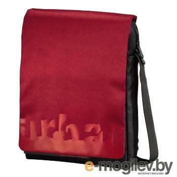 """Сумка для ноутбука 12.1"""" Aha Urban Styles Messenger H-101383 red 20х30x3cm"""