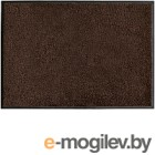 Грязезащитный коврик Kleen-Tex Iron Horse DF-000 (150x300, темно-коричневый)