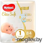 Huggies Elite Soft 1 Mega 84шт