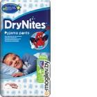Подгузники-трусики Huggies DryNites 4-7лет 10шт Boy