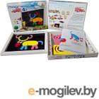 Развивающая игрушка Magneticus Мозаика. Забавные животные / MA-060