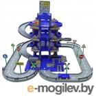 Паркинг Полесье Паркинг 4-уровневый с дорогой и автомобилями (синий) 44716