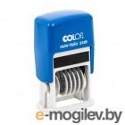 Нумератор мини Colop S126 6 разрядный 3.8mm 42657
