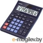 Калькулятор Casio GR-12-BU-W-EP (синий)