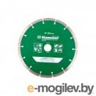 Щетки для дрелей и УШМ Диск алм. Хаммер Флекс 206-103 DB SG 150*22мм  сегментный 30687