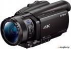 Видеокамера Sony FDR-AX700EB <4K HDR, 50p, 14.2Mp, Exmor RS CMOS, CarlZeiss VS, 12x Zoom, 3.5. Wi-Fi/NFC, Manual Ring> [FDRAX700B.CEE]