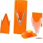 Овощерезка ручная Borner Классика + / 3810037 (оранжевый)