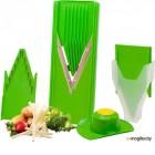 Овощерезка ручная Borner Классика+ 3810181 (салатовый)