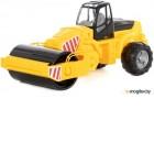 Дорожный каток игрушечный Полесье 8909 (в сеточке)