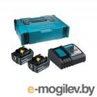 Зарядки и аккумуляторы для электроинструментов Аккумулятор Makita BL1850B 198311-6