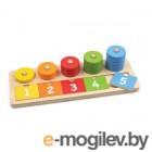 Деревянные игрушки Mapacha Учимся считать 76718