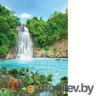Фотообои Твоя планета Тропический водопад