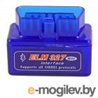 ELM327 BlueTooth V1.5 Blue