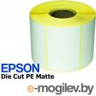 Фотобумага PE Matte Label 76 x 51mm. 535 lab