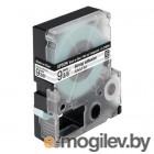 Термолента Tape - LC3TBW9 Strng adh Blk/Clear 9/9