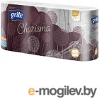 Туалетная бумага Grite Charisma 8рул