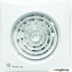 Вентилятор вытяжной Soler&Palau Silent-100 CHZ / 5210402300