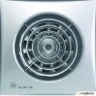 Вентилятор вытяжной Soler&Palau Silent-100 CRZ Silver / 5210416300