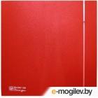 Вентилятор вытяжной Soler&Palau Silent-100 CZ Red Design - 4C / 5210611800