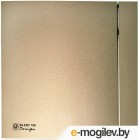 Вентилятор вытяжной Soler&Palau Silent-100 CZ Champagne Design - 4C / 5210607200