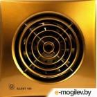 Вентилятор вытяжной Soler&Palau Silent-100 CZ Gold / 5210604300