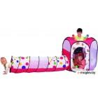 Детская игровая палатка Calida Шестигранник/Туннель 632 (+ 100 шаров)