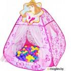 Детская игровая палатка Ching Ching Принцессы CBH-13 (+ 100 шаров)