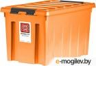 Контейнер для хранения Rox Box 70 л. оранжевый