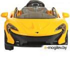 Chi Lok Bo McLaren P1 (желтый) 672Y