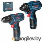Bosch GDR 120-LI   GSR 120 LI Combo 06019F0002