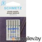 Набор игл для джинсы Schmetz 70 130/705H-J 5шт