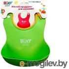 Нагрудник детский Roxy-Kids Мягкий / RB-401 (зеленый)