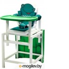 Стульчик для кормления Babys Лягушка (зеленый)