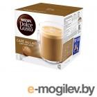 Капсулы Nescafe Dolce Gusto Cafe au lait 16шт 12148061