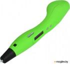 Ручка 3D Cactus CS-3D-PEN-E-GR PLA ABS LCD Зеленый