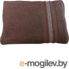Полотенце Multitekstil M-450 / 7С411-КРЧ коричневый