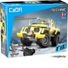 Радиоуправляемая игрушка CaDa Конструктор Пикап / C51003W
