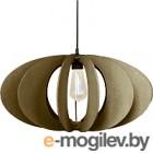Светильник Wood Lamp Китайский фонарик СВП5-К коричневый