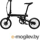 Xiaomi MiJia QiCycle Folding Electric Bike черный