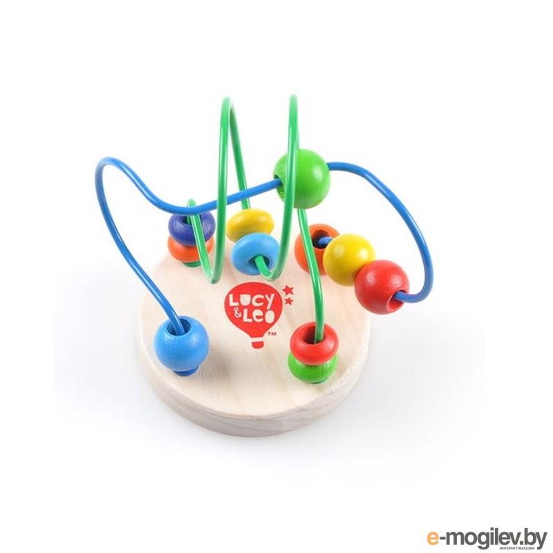 Деревянные игрушки Oball Веслые бусины 11133
