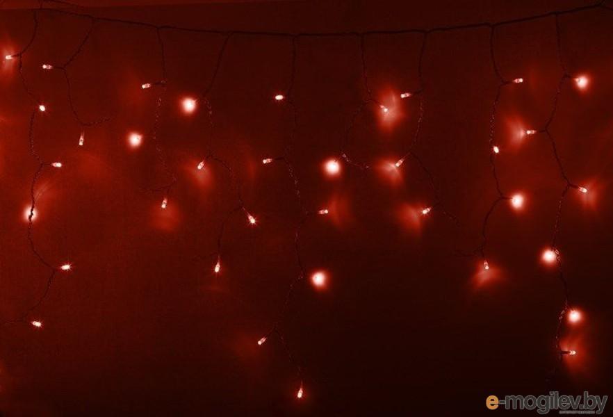 Гирлянды Neon-Night Айсикл 4.8x0.6m 176 LED Red 255-162