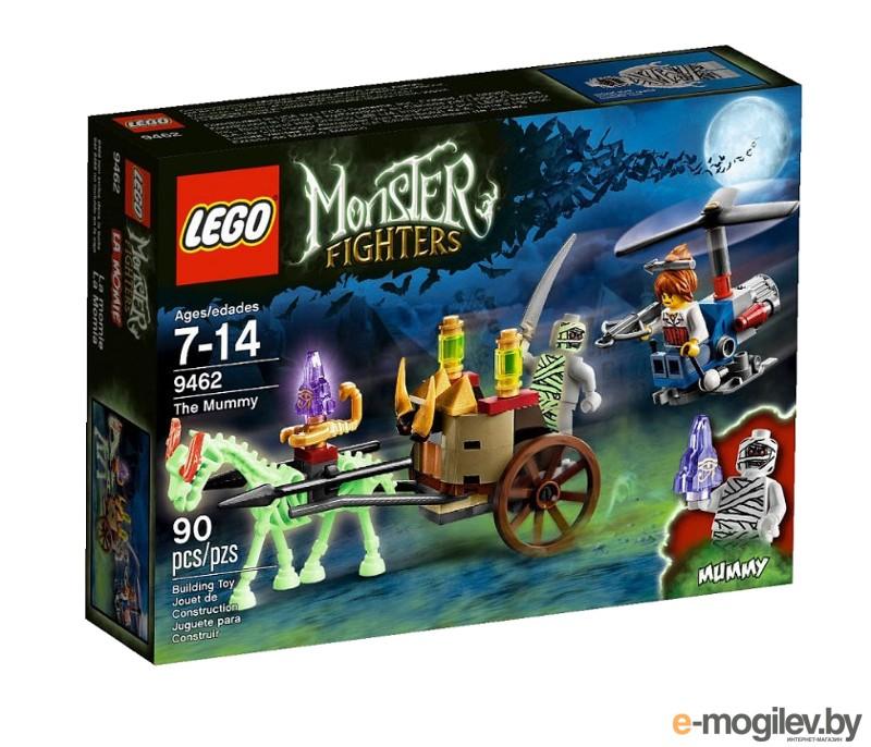 LEGO Конструктор Lego Monster Fighters Мумия 9462