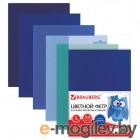 Рукоделие Brauberg Фетр А4 210x297mm Blue 660641
