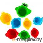 Игровой набор для ванны Playgro Набор формочек / 0180269 (8шт)
