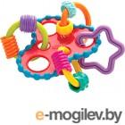 Развивающая игрушка Playgro Погремушка-прорезыватель Колечки 4083818