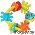 Развивающая игрушка Playgro Погремушка-прорезыватель Треугольник 4184209