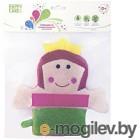 Махровая рукавичка для купания Happy Care Принцесса 31237