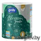 Бумажные полотенца Grite Blossom Jumbo 1шт